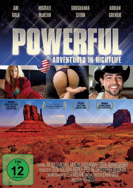 Powerful - Adventures in Nightlife