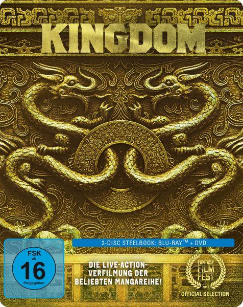 Kingdom - 2-Disc SteelBook (Blu-ray + DVD)