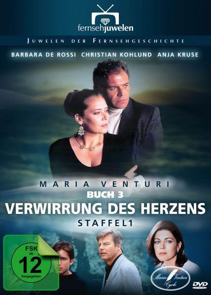Maria Venturi Buch 3: Verwirrung des Herzens - Staffel 1 - Fernsehjuwelen