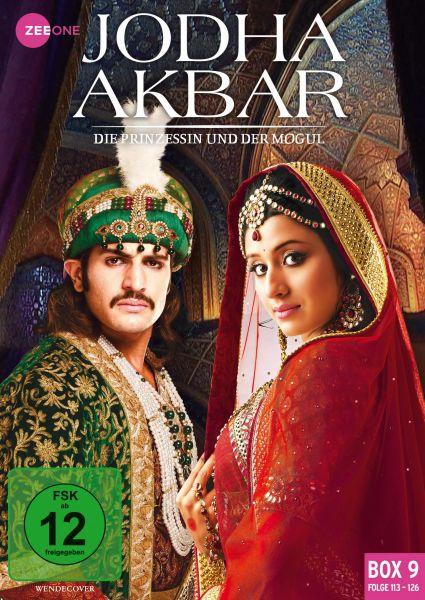 Jodha Akbar - Die Prinzessin und Der Mogul (Box 9) (Folge 113-126)