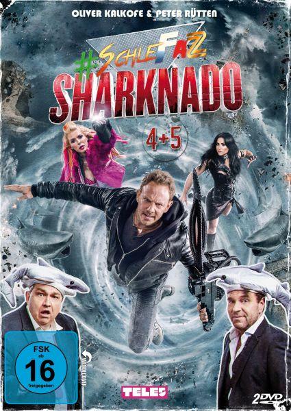 SchleFaZ - Sharknado: 4 + 5 Doppel-Feature