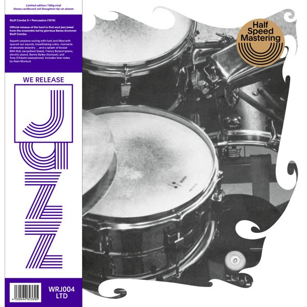 Stuff Combe - Stuff Combe 5 + Percussion (ltd LP)