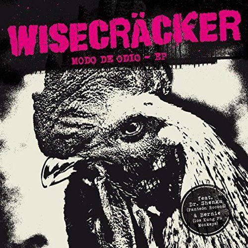 Wisecräcker - Modo de Odio EP (12Inch)