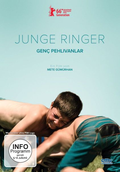 Junge Ringer - Genç pehlivanlar
