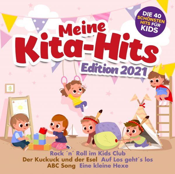 Various - Meine Kita Hits Edition 2021 - die 40 schönsten Hits für Kids