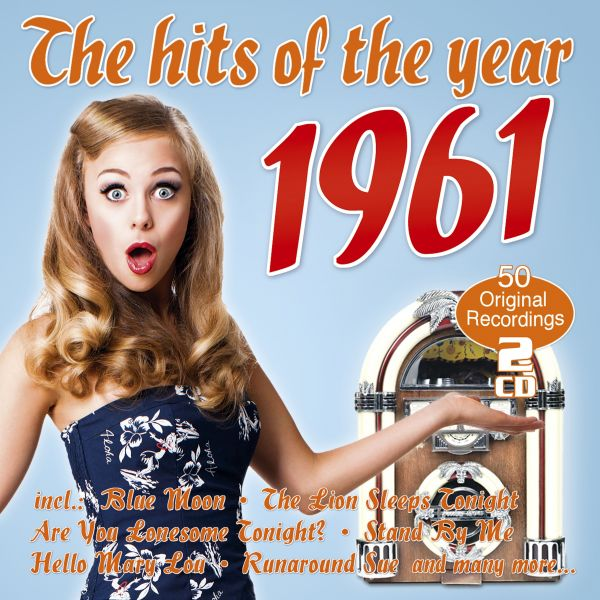 Various - The Hits Of The Year 1961