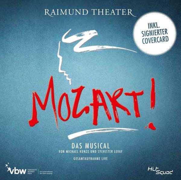 Original Cast Wien - Mozart! - Das Musical - Gesamtaufnahme Live