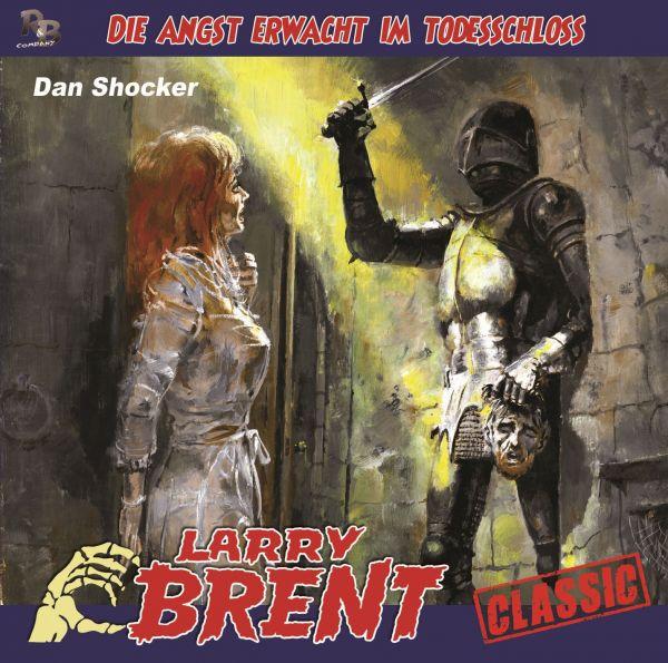 Larry Brent - Die Angst erwacht im Todesschloss (43)