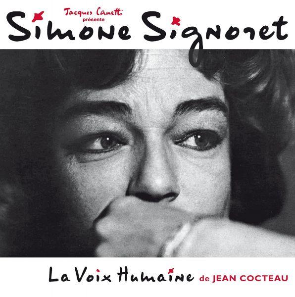Signoret, Simone - La Voix Humaine (de Jean Cocteau)