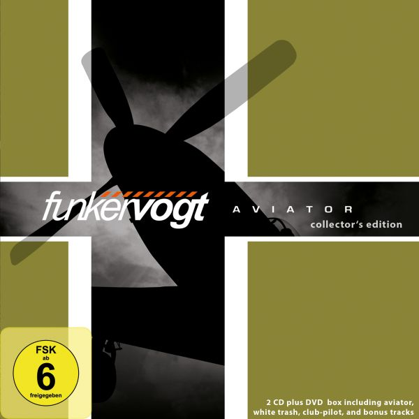 Funker Vogt - Aviator - Collector's Edition