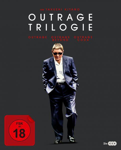 Outrage 1-3 (3-Disc Digipak)