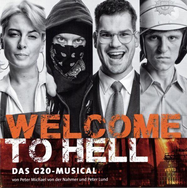 Original Berlin Cast - Welcome To Hell - Das G20-Musical