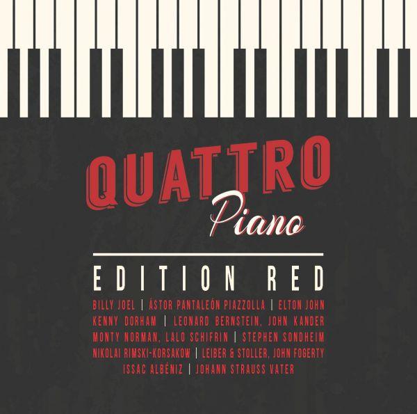 Quattropiano - Quattro Piano / Edition Red