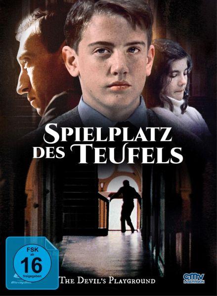 Spielplatz des Teufels - Cover A (Limitiertes Mediabook) (Blu-ray + DVD)