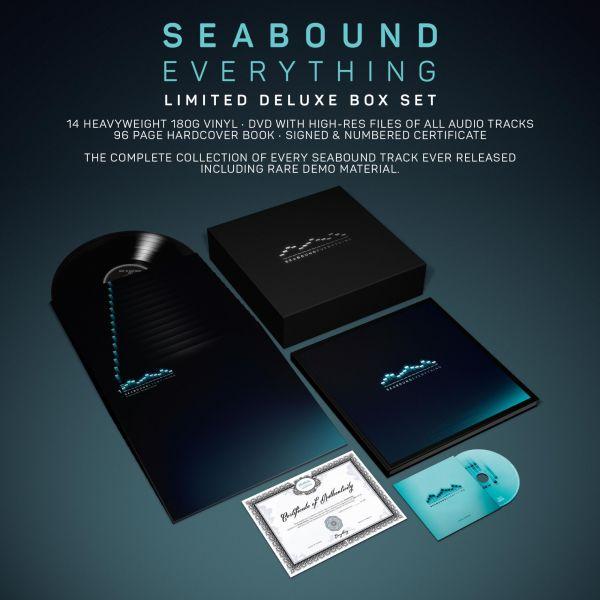 Seabound - Everything (14 LP + 1 DVD Box Set)