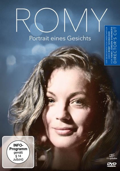 Romy - Portrait eines Gesichts (Director's Cut)