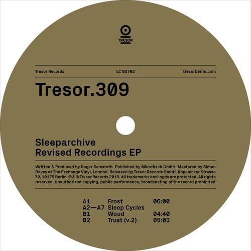 Sleeparchive - Revised Recordings EP