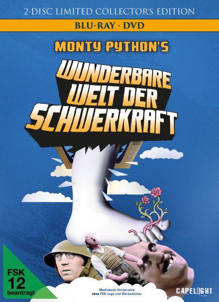 Monty Python's Wunderbare Welt der Schwerkraft (Limited Collector's Edition) Mediabook
