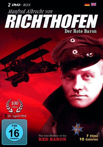 Manfred Albrecht von Richthofen - Der Rote Baron