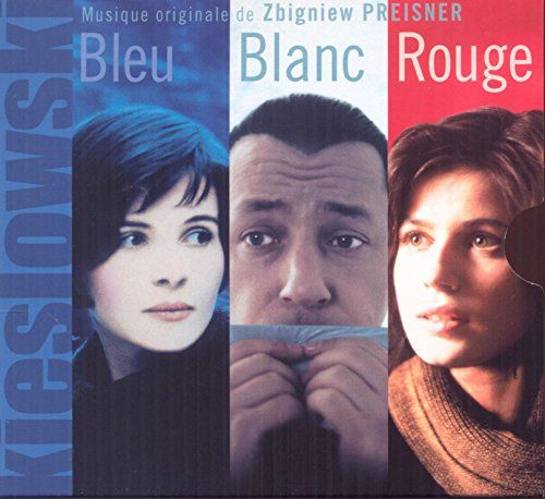 OST / Kieslowski / Preisner - Trois Couleurs Trilogy Bleu, Blanc, Rouge (3CD Boxset)