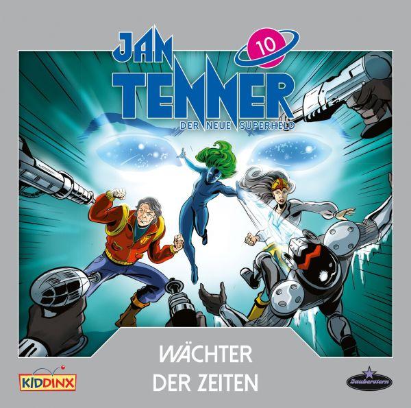 Jan Tenner - Wächter der Zeiten (10)