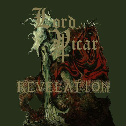 Lord Vicar/Revelation - Split 10Inch