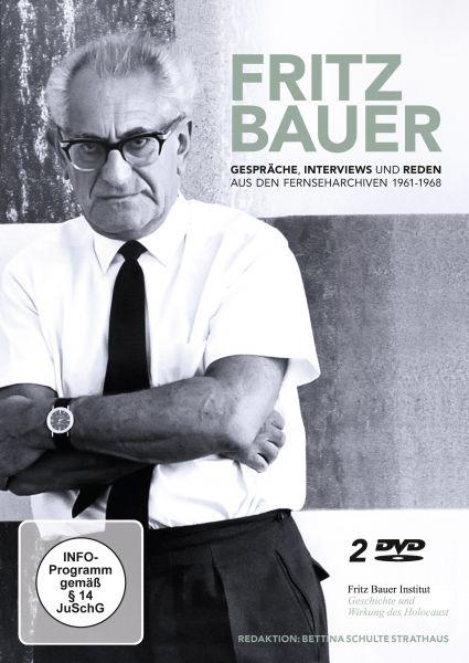 Fritz Bauer: Gespräche, Interviews und Reden aus den Fernseharchiven 1961-1968