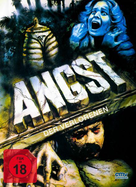Angst der Verlorenen (uncut) (Mediabook) (Blu-ray + DVD)