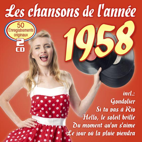 Various - Les chansons de l'année 1958