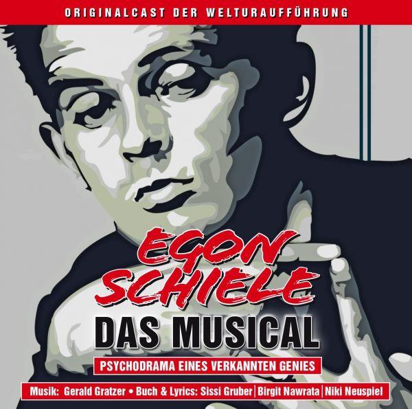 Originalcast der Welturaufführung - Egon Schiele - Das Musical