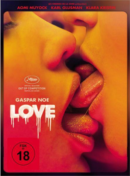 Love - Limited Mediabook Edition (DVD & 3D Blu-ray)