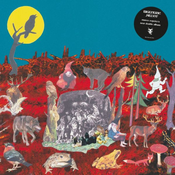Bigeneric (Marco Repetto) - Helva (2CD)