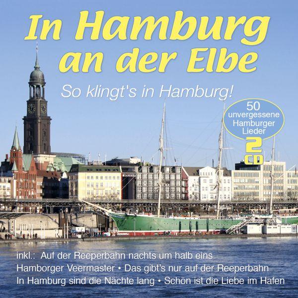 Various - In Hamburg an der Elbe - so klingt's in Hamburg!