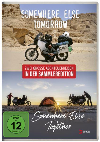Somewhere Else Tomorrow - Morgen woanders & Somewhere Else Together - Woanders zusammen