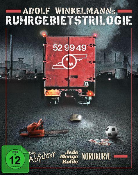 Ruhrgebietstrilogie - Limited Deluxe Box: 3 Blu-rays + Soundtrack-CD-Score im Hartkarton