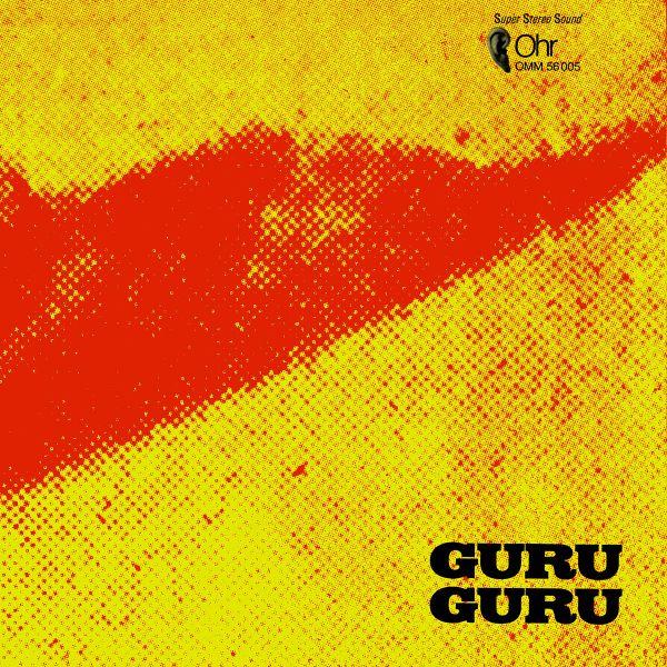 Guru Guru - Ufo (Colored Vinyl)