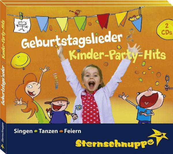 Sternschnuppe - Geburtstagslieder & Kinder-Party-Hits