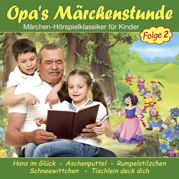 Various - Opa's Märchenstunde Folge 2