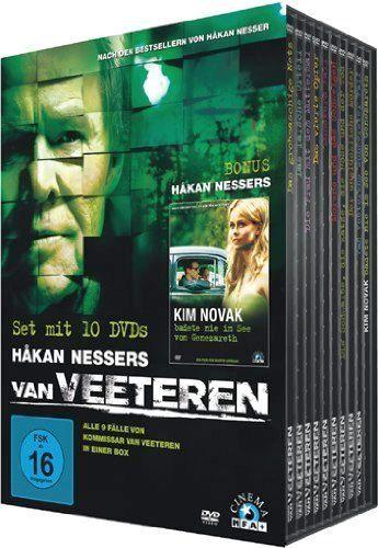 Große Håkan Nesser Box (10 DVDs)