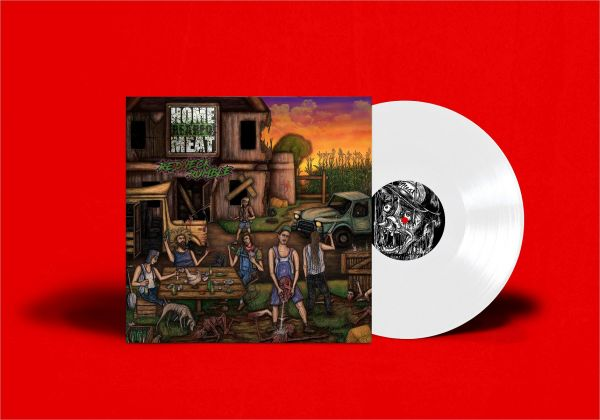 Home Reared Meat - Redneck Rumble (LP)