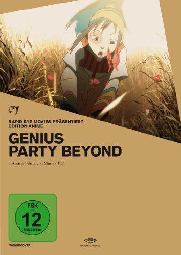 Genius Party Beyond (Edition Anime)