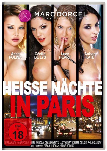 Heiße Nächte in Paris
