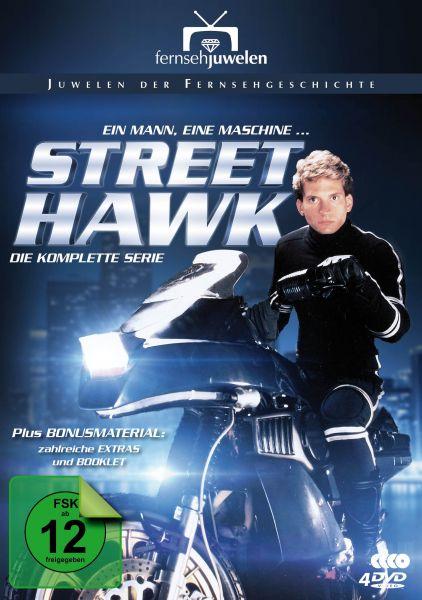 Street Hawk - Die komplette Serie