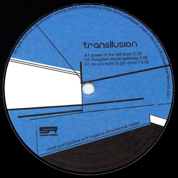 Transllusion - Mind Over Positive and Negative Dimensional Matter