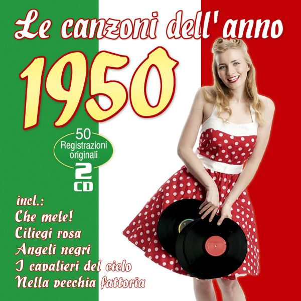 Various - Le Canzoni Dell'Anno 1950