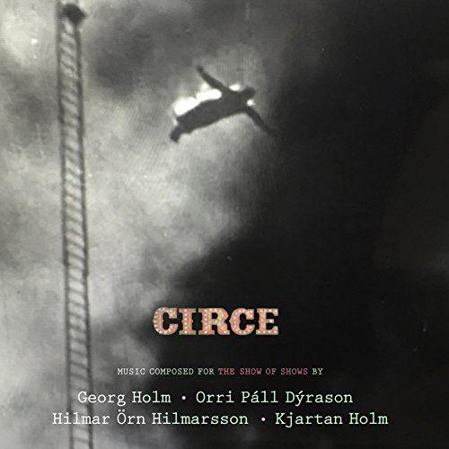 Georg Holm & Orri Pall Dyrason (Sigur Ros) - Circe (2LP)