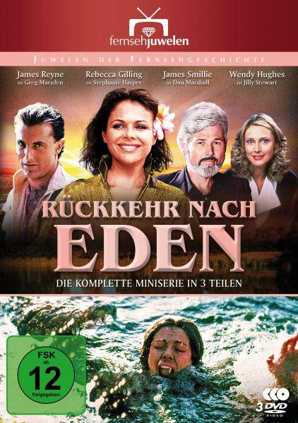 Rückkehr nach Eden - Die komplette Miniserie in 3 Teilen