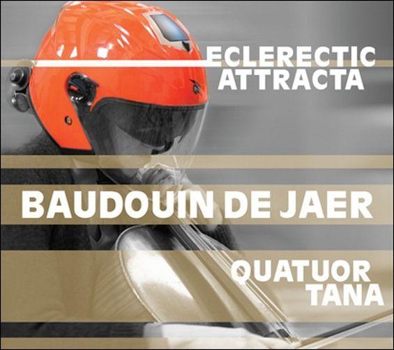 de Jaer, Baudouin - Eclerectic Attracta