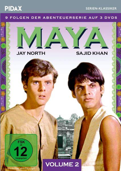 Maya, Vol. 2