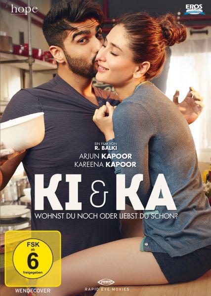 Ki & Ka - Wohnst Du noch oder liebst Du schon? (Erstauflage mit Poster)